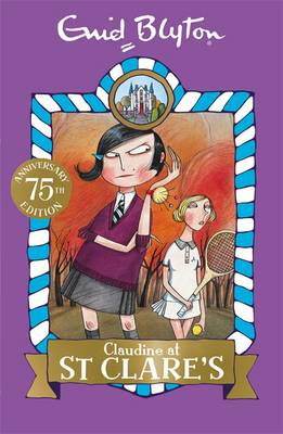 Claudine at St Clare's by Enid Blyton