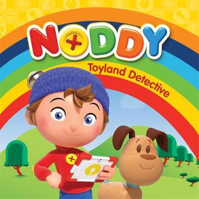 Noddy Toyland Detective Picture Book by Enid Blyton