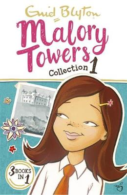 Malory Towers Collection 01 by Enid Blyton