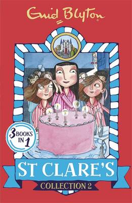 St Clare's Collection by Enid Blyton