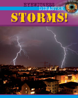 Storms by Angela Royston