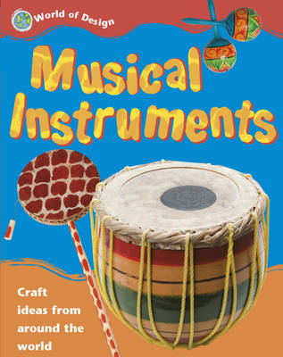 Musical Instruments by Ruth Thomson