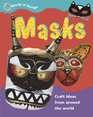 Masks by Ruth Thomson