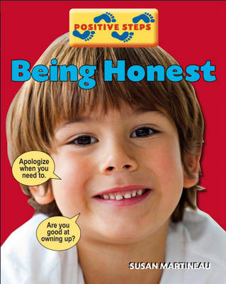 Being Honest by Susan Martineau