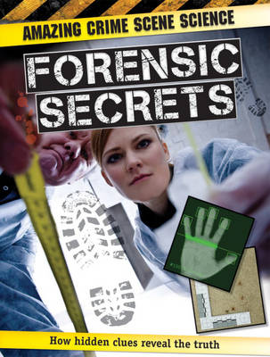 Forensic Secrets by John Townsend