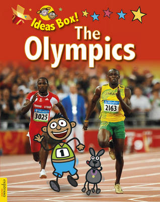 The Olympics by Sarah Ridley