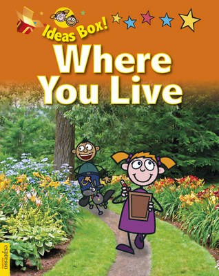 Where You Live by Jillian Powell