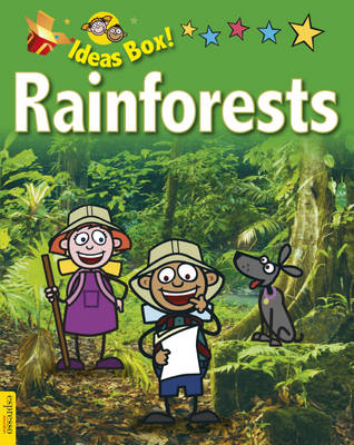 Rainforests by Deborah Chancellor