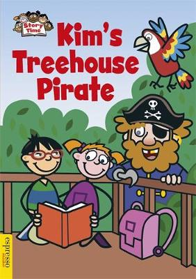 Kim's Treehouse Pirate by Diane Marwood