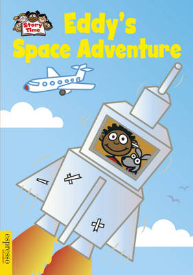 Eddy's Space Adventure by Diane Marwood