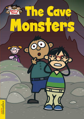 The Cave Monsters by Sue Graves