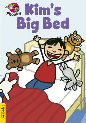 Kim's Big Bed by Diane Marwood