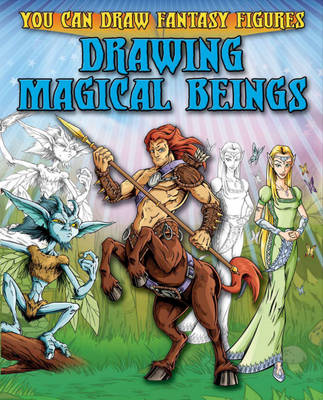 Drawing Magical Beings by Steve Sims