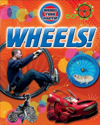 Wheels by Moira Butterfield, Jillian Powell