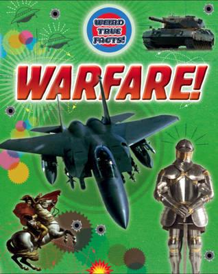Warfare by Moira Butterfield, Jillian Powell