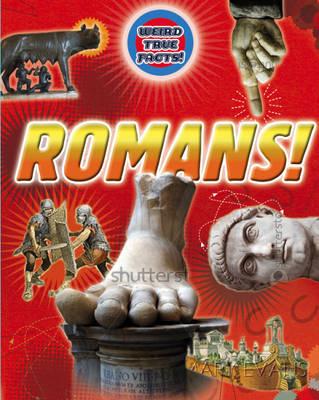 Romans by Moira Butterfield, Jillian Powell