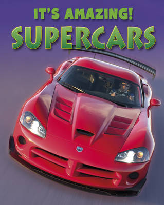 Supercars by Annabel Savery