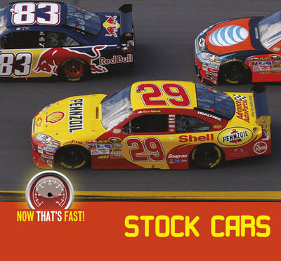 Stock Cars by Kate Riggs