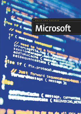 The Story of Microsoft by Nell Musolf