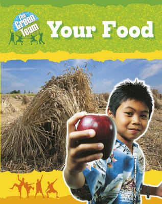 Your Food by Sally Hewitt