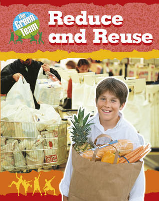 Reduce and Reuse by Sally Hewitt