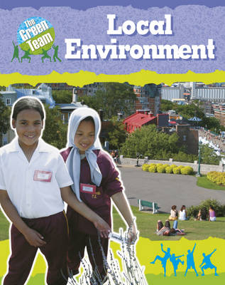 Your Local Environment by Sally Hewitt