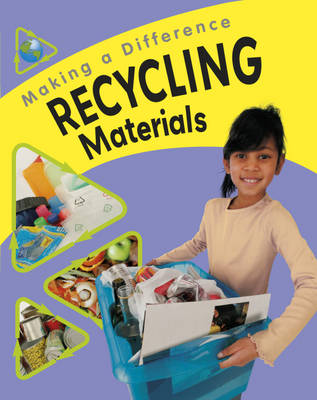 Recycling Materials by Sue Barraclough
