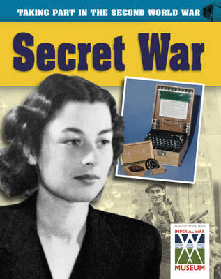 Secret War by Ann Kramer
