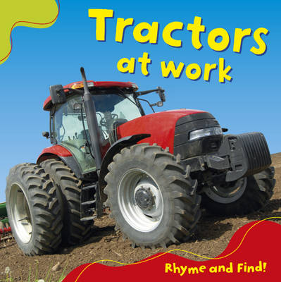 Tractors at Work by M. A. Palmer