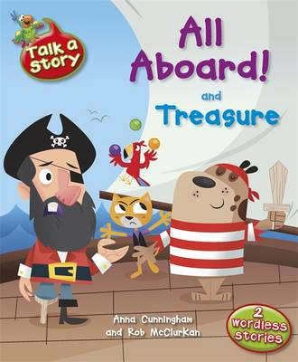 All Aboard & Treasure by Anna Cunningham