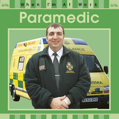 Paramedic by Sue Barraclough