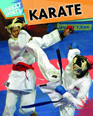 Karate by Clive Gifford