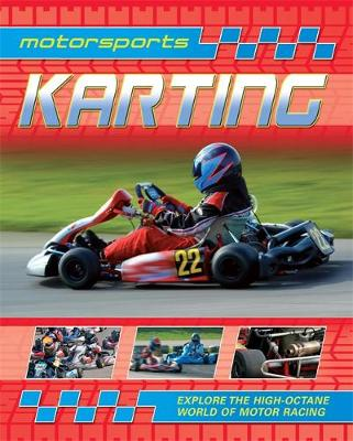 Karting by Clive Gifford