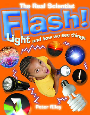 Flash-Light and How We See Things by Peter Riley