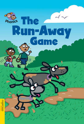 The Run-Away Game by Gill Budgell
