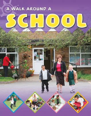Around a School by Sally Hewitt
