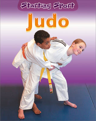 Judo by Rebecca Hunter