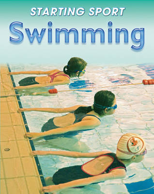 Swimming by Rebecca Hunter