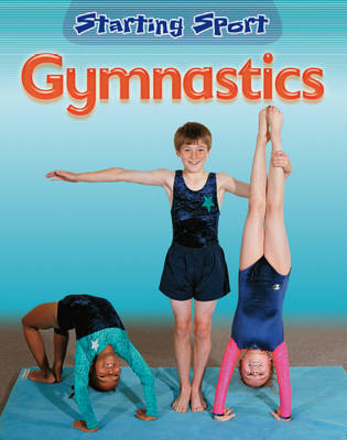 Gymnastics by Rebecca Hunter