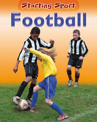 Football by Rebecca Hunter