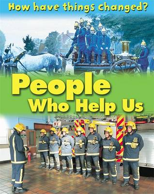 People Who Help Us by James Nixon