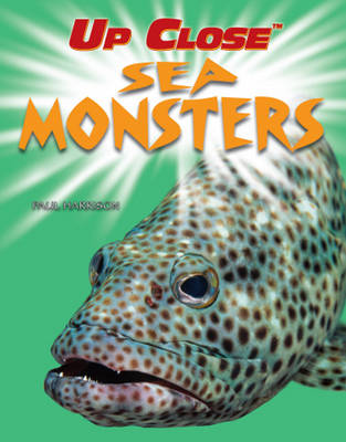 Sea Monsters by Paul Harrison