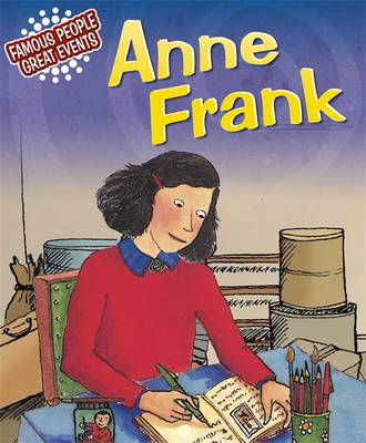 Anne Frank by Harriet Castor