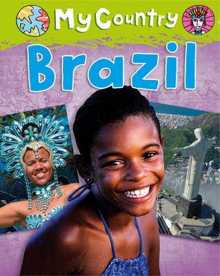 Brazil by Annabel Savery, Jillian Powell