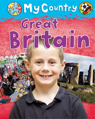 Great Britain by Cath Senker, Jillian Powell