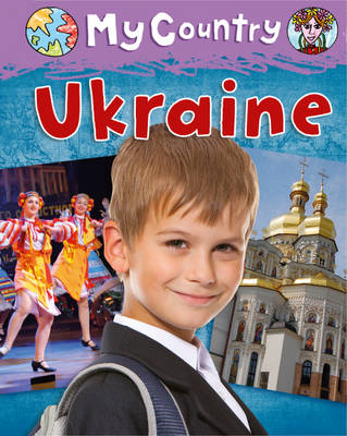 Ukraine by Annabel Savery, Jillian Powell