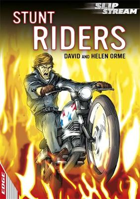 Stunt Riders by David Orme, Helen Orme