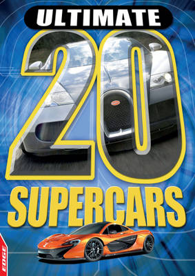 Supercars by Tracey Turner