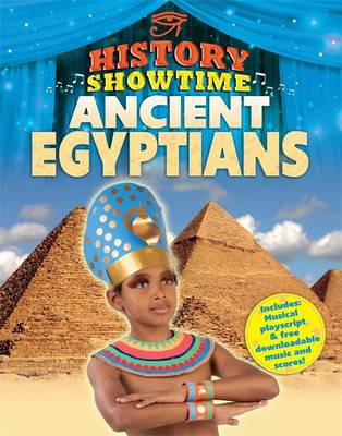 Ancient Egyptians by Liza Phipps, Avril Thompson