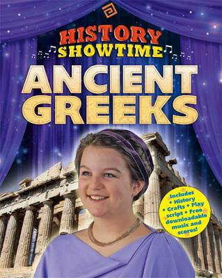 Ancient Greeks by Liza Phipps, Avril Thompson